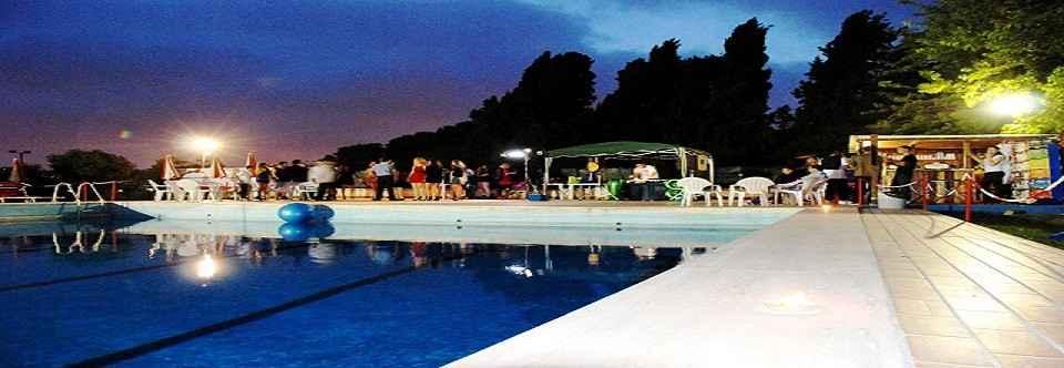 Feste laurea piscina Roma